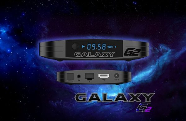 Galaxy Stream TV G2 Product Logo